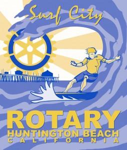 ROTARY Club Flag